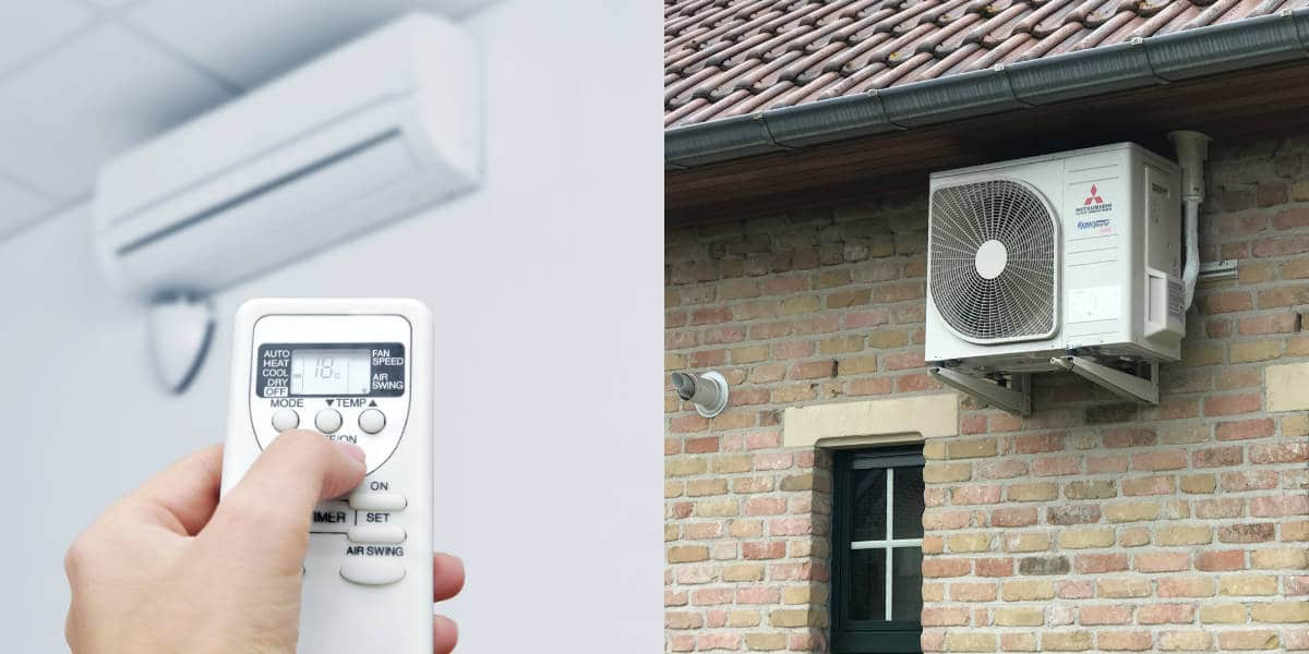 climatisation split